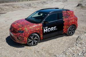 VW T-Cross Camouflage