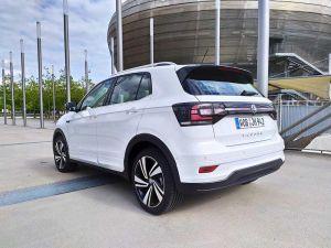 VW T-Cross Style 1.0 TSI mit 115 PS und DSG sowie R-Line - MJ 2020