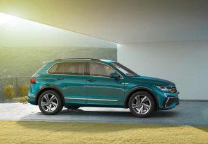 VW Tiguan R-Line - MJ 2021