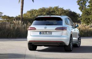 VW Touareg 2018