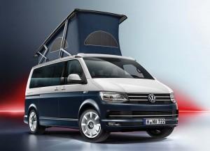 VW Bulli California - Sondermodelle 2016