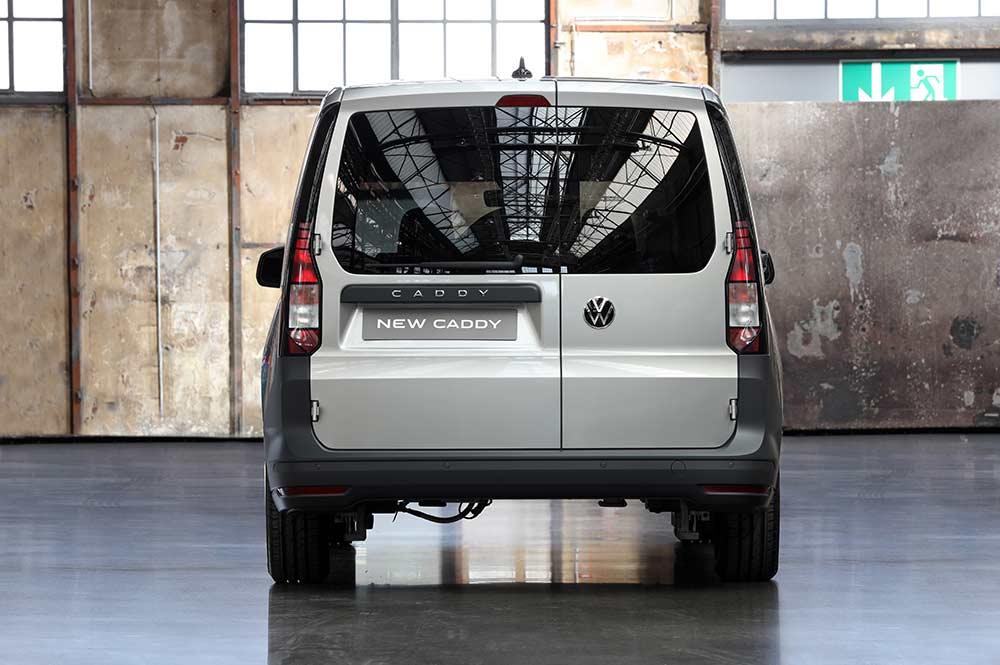 VW Caddy-Studie-Maxi