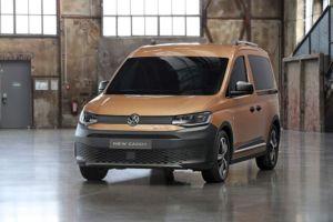 VW Caddy PanAmericana 2021