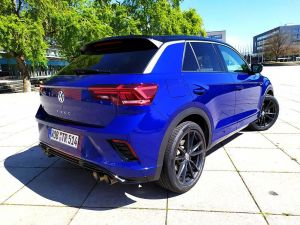 VW T-Roc R 2.0 TSI 4Motion 300 PS MJ 2020