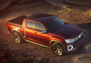 VW Pick-Up-Studie Tanoak