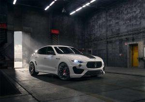 Novitec Esteo Maserati Levante - Tuning bis zu 624 PS