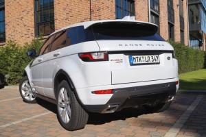 Range Rover Evoque TD4 Diesel 184 PS