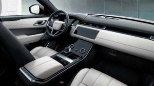 RR Velar 22MY Auric Edition Interior