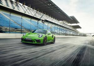 Porsche 911 GT3 RS - 2018