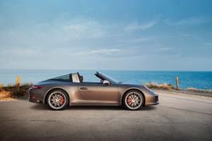 Porsche 911 Targa 4 GTS Exclusive Manufaktur Edition 2018