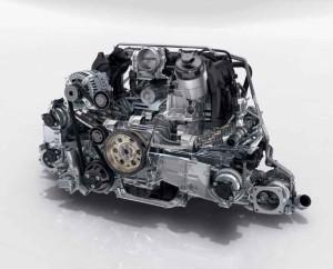 Porsche 911 Carrera Facelift zum MJ 2016