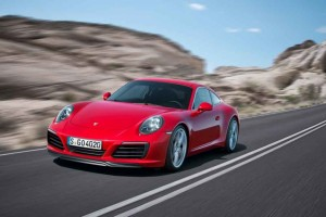Porsche 911 Carrera Facelift zum MJ 2016