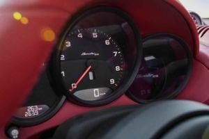 Porsche Boxster 25 Jahre - Jubiläumsmodell