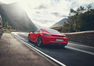 Porsche 718 T - Boxster und Cayman