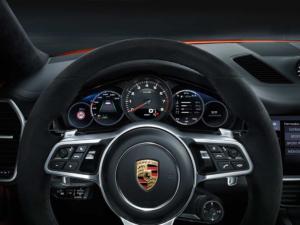 Das neue Porsche Cayenne Coupé