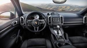 Porsche Cayenne S Platinum Edition 2017