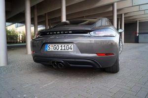 Technische Daten Porsche 718 Cayman S