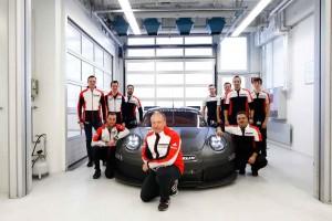 Porsche GTE/GTLM 2017er