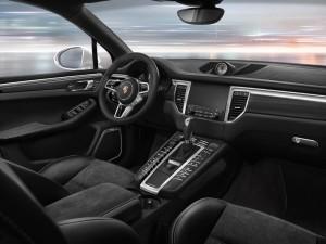 Porsche Macan Mj. 2016
