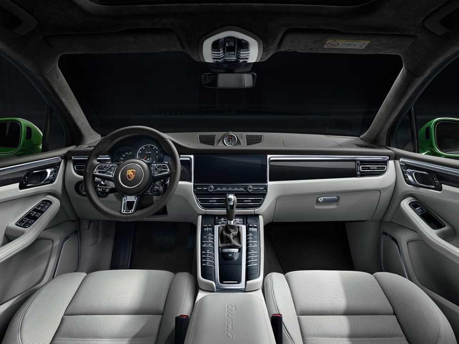 Porsche Macan Turbo - 2020