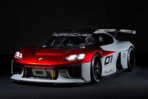 Porsche Mission R - IAA 2021