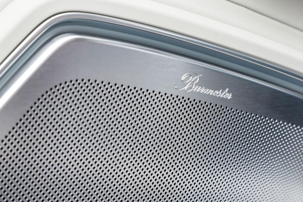 Porsche Panamera Burmester 3D Audio