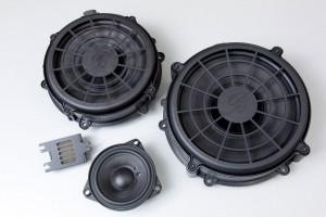 pPorsche Panamera Burmester 3D Audio
