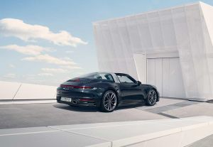 Der neue Porsche 911 Targa 4S - 2020