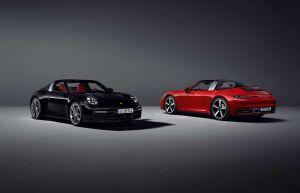 Der neue Porsche 911 Targa 4 und 4S - 2020