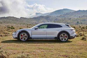 Porsche Taycan Cross Turismo 2021 - Weltpremiere