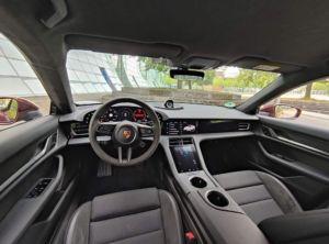 Porsche Taycan 476 PS - MJ 2021 im Einzeltest