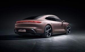 Porsche Taycan 2021 mit Heckantrieb