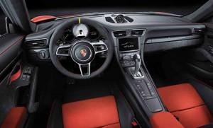 Porsche  911 GT3 RS  - Genf 2015