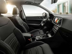 Seat Ateca Facelift MJ 2021