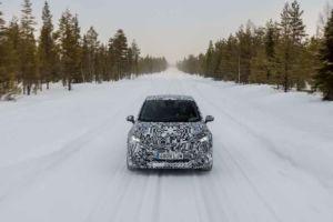 Cupra Born - Wintertests vor der Weltpremiere