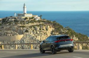 Leuchtturmprojekt: Cupra Formentor zu Gast auf Mallorca