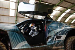 Rennserie Extreme E: Das Team ABT Cupra XE