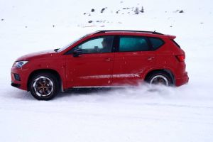 Cupra Snow Experience (2020) in Davos
