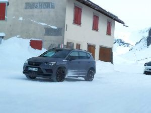 Cupra Snow Experience (2020) in Davos