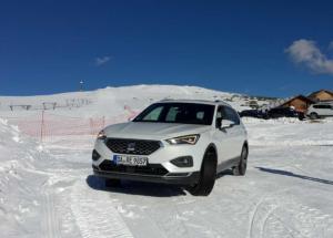 Seat Tarraco 2.0 TDI Xcellence 4Drive DSG 190 PS