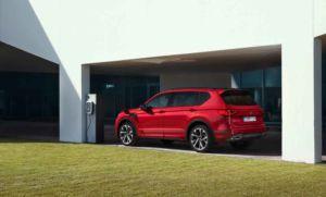 Seat Tarraco e-Hybrid 2021