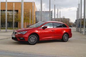 Seat Leon ST Xcellence 2.0 TDI 4Drive 110 kW