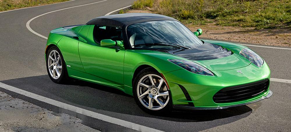 Tesla Roadster erhält Update