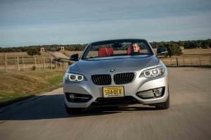 BMW 2er Cabrio 2015