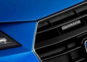 Audi TT Roadster 2015