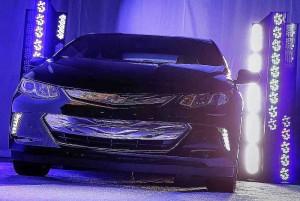 Vorgezogene Weltpremiere der neuen Generation des Chevrolet Volt