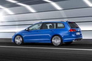 VW Golf R Variant 2015