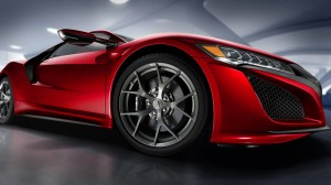 Detroit 2015: Honda/Acura NSX