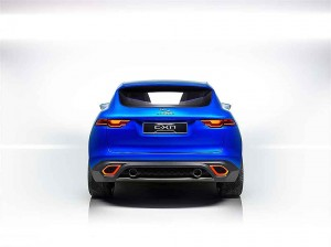 Jaguar Studie C-X17 aus 2013