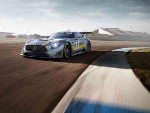 Mercedes AMG-GT3 2015